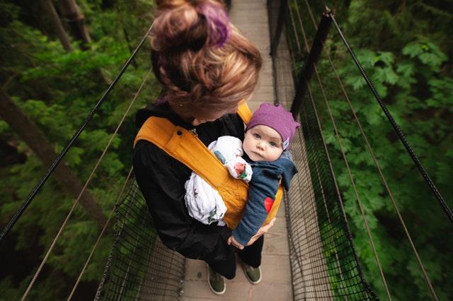 Smarte strækvikler til din baby